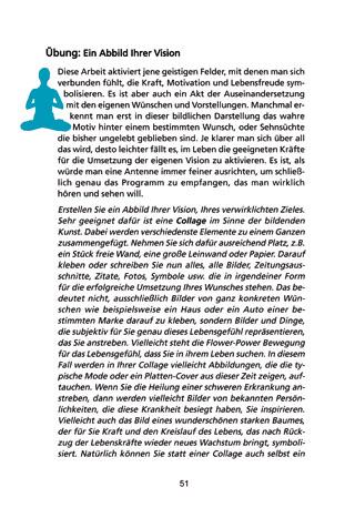 Seite aus Jahrbuch: Energie-Übungen zu jedem Monat
