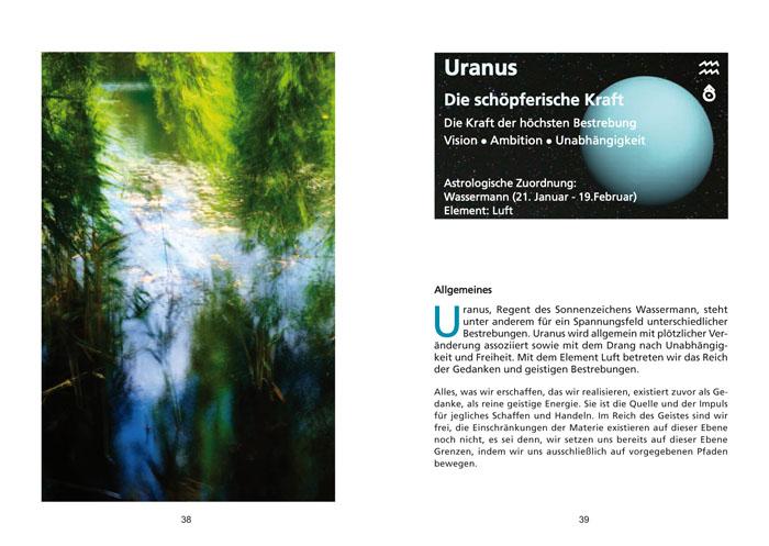 Prinzip Uranus - Die schöpferische Kraft